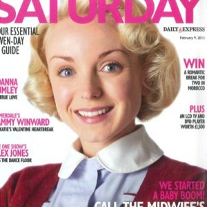 Saturday.HelenGeorge.Cover