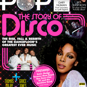 Cover classic pop magazine